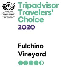 Fulchino TripAdvisor Travelers' Choice 2020